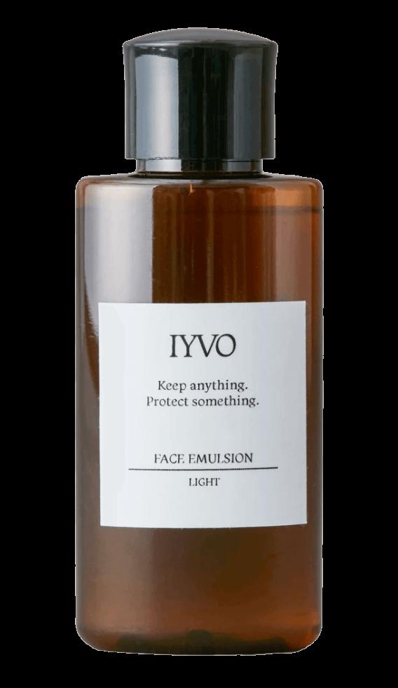 IYVO FACE EMULSION -LIGHT-