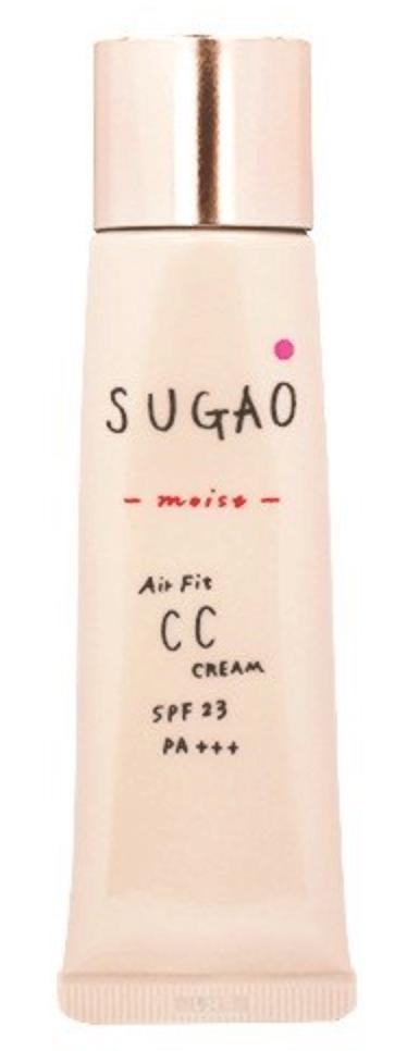 SUGAO エアーフィット CCクリーム モイスト